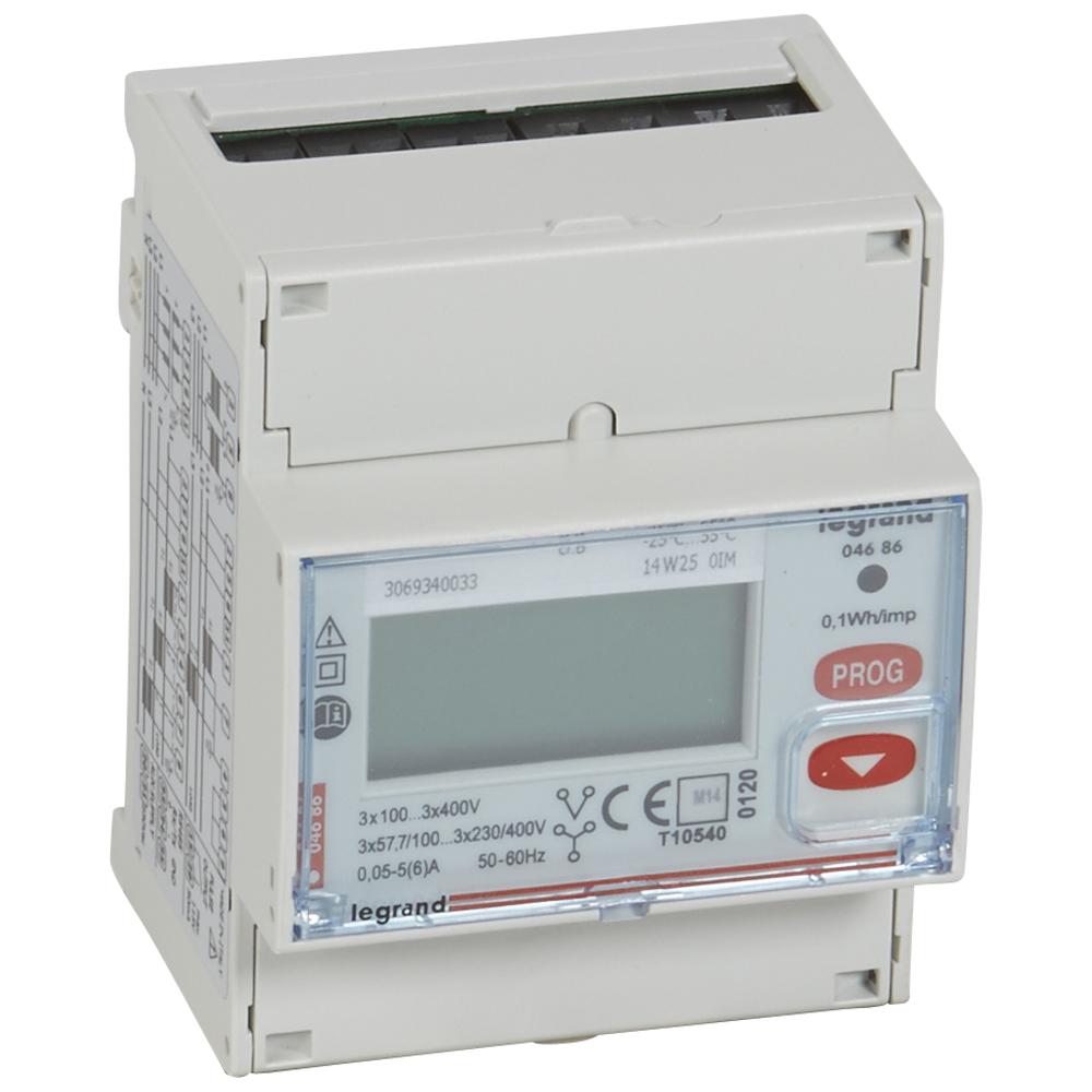 CONTADORES DE ENERGIA EMDX3