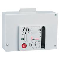 MANDOS ROTATIVOS, ELECTRICOS Y ACCESORIOS DPX 1600
