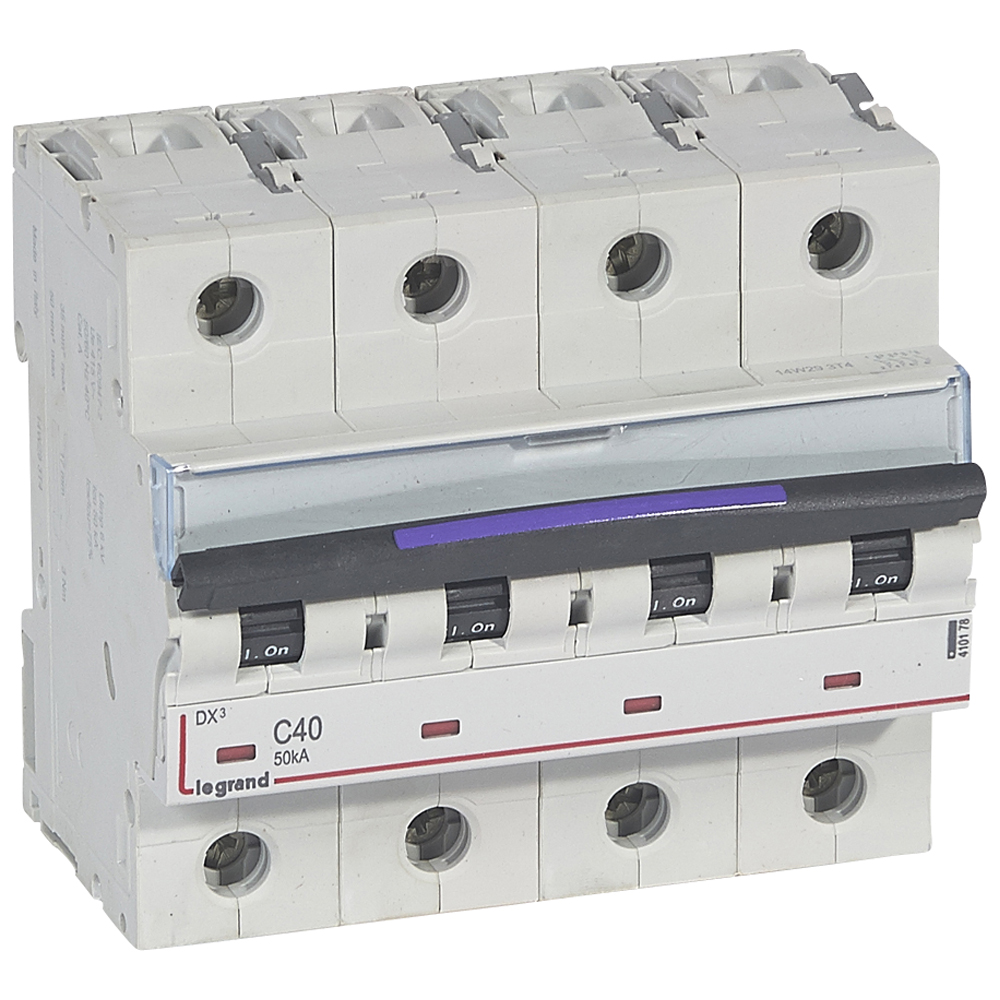 INTERRUPTORES MAGNETOTERMICOS DX3 50kA