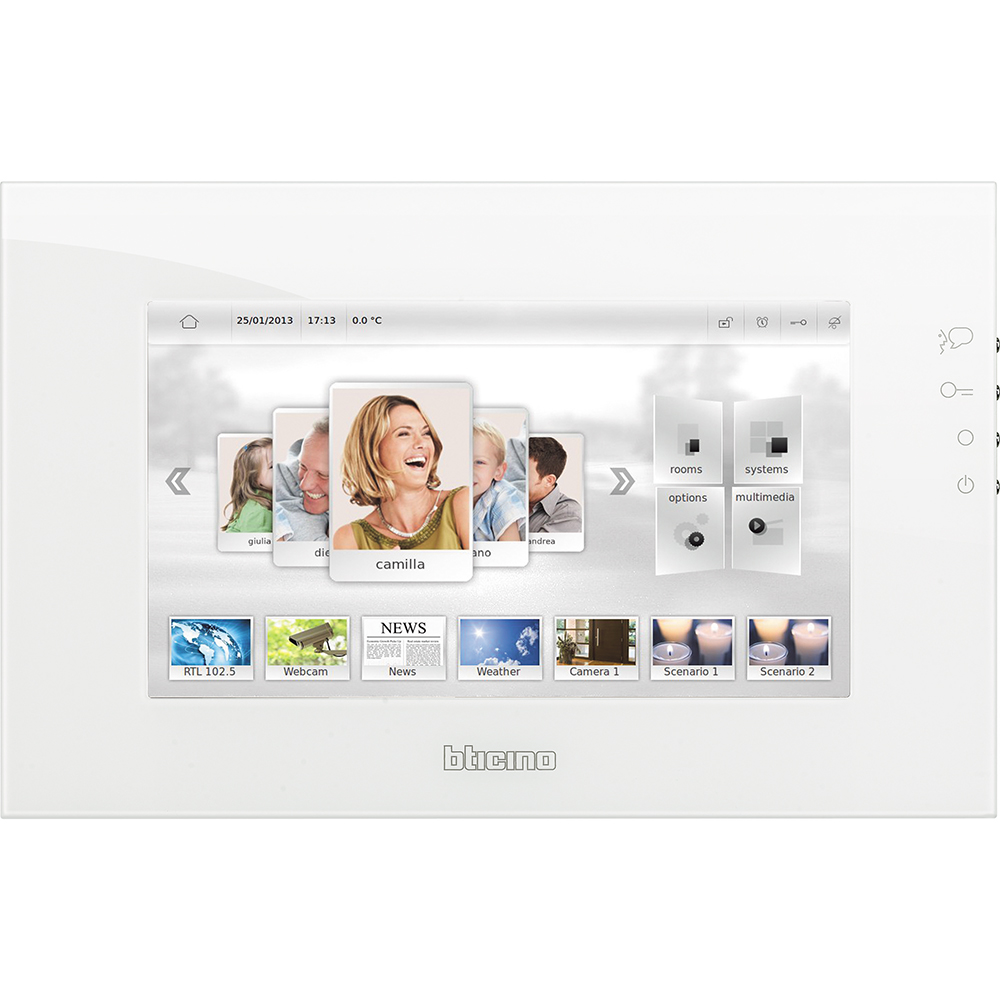 TOUCH SCREEN MY HOME