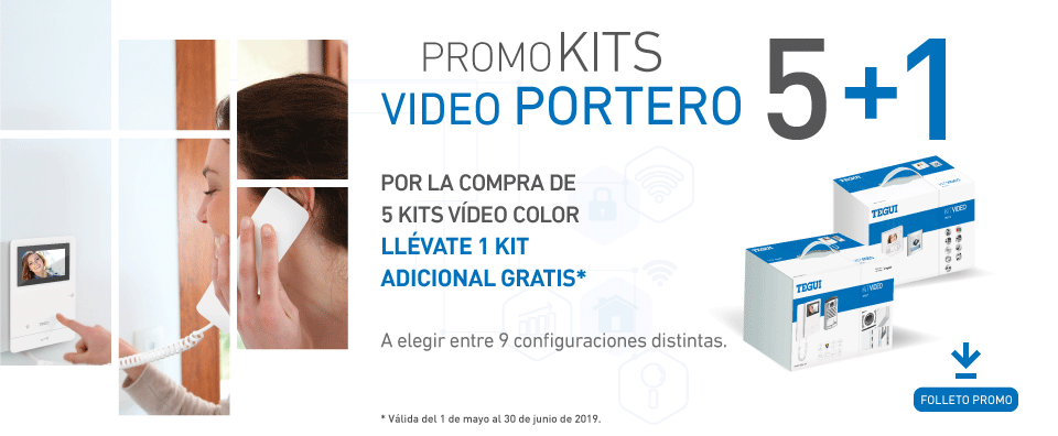 Kits Vídeo Color