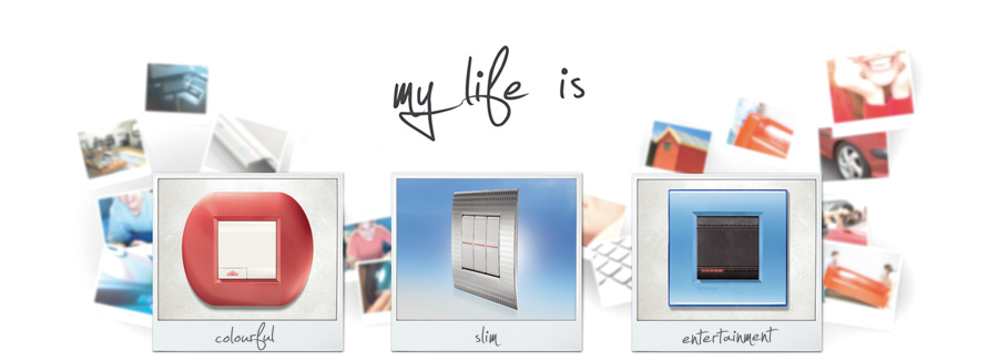 Imagen logo newsletter mailing showroom Sutega interruptores de diseño y domótica